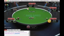 Pokerstars Home Game Final Table!