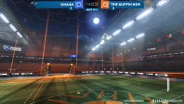 SquishyMuffinz with the double touch ceiling shot