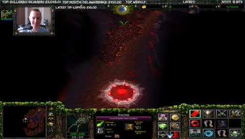 WTii's Top Warcraft III: The Frozen Throne Clips