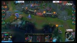 LCK Finals: Longzhu Gaming vs. SK telecom T1