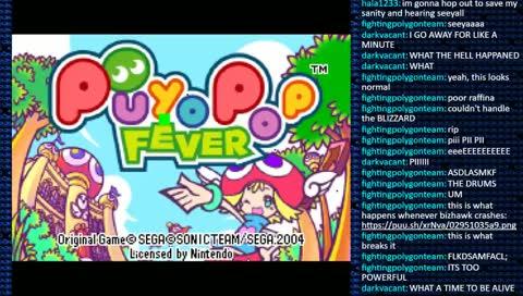 Poppin Puyos