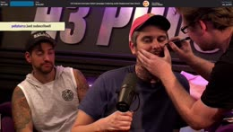 H3h3 reaches 100k donations for hurricane victims