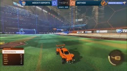 Al0t with an insane goal.