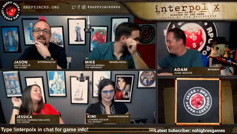 happyjacksrpg   Most Viewed - All   LivestreamClips