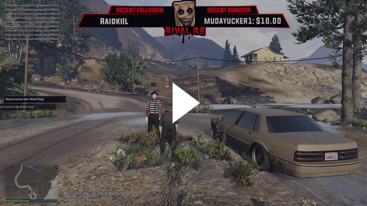 NoPixel] Cookie Crum - Twitch