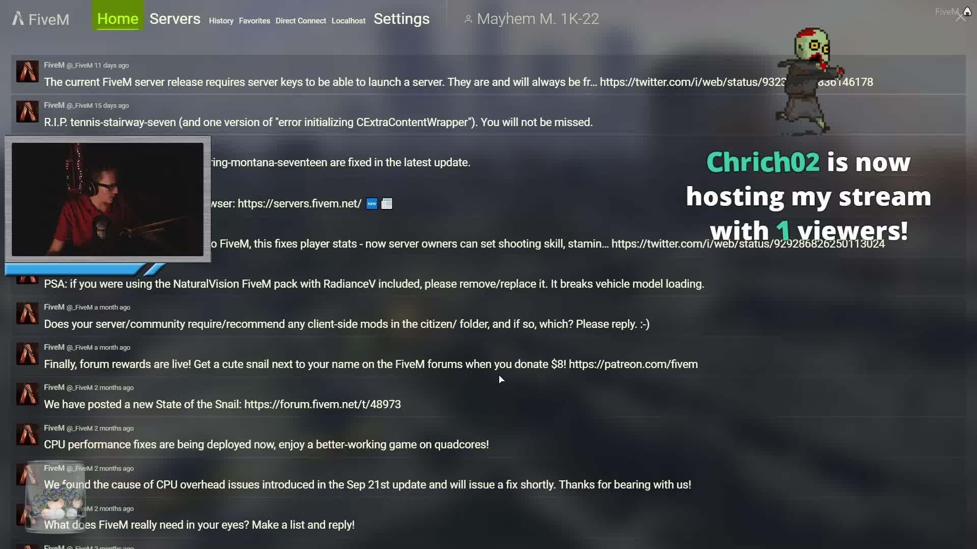 GTA 5 DOJ | Hostage Situation (LEO) - Twitch