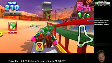 Mario Kart: Arcade GP DX Game Trending All FI | Twitch Clips