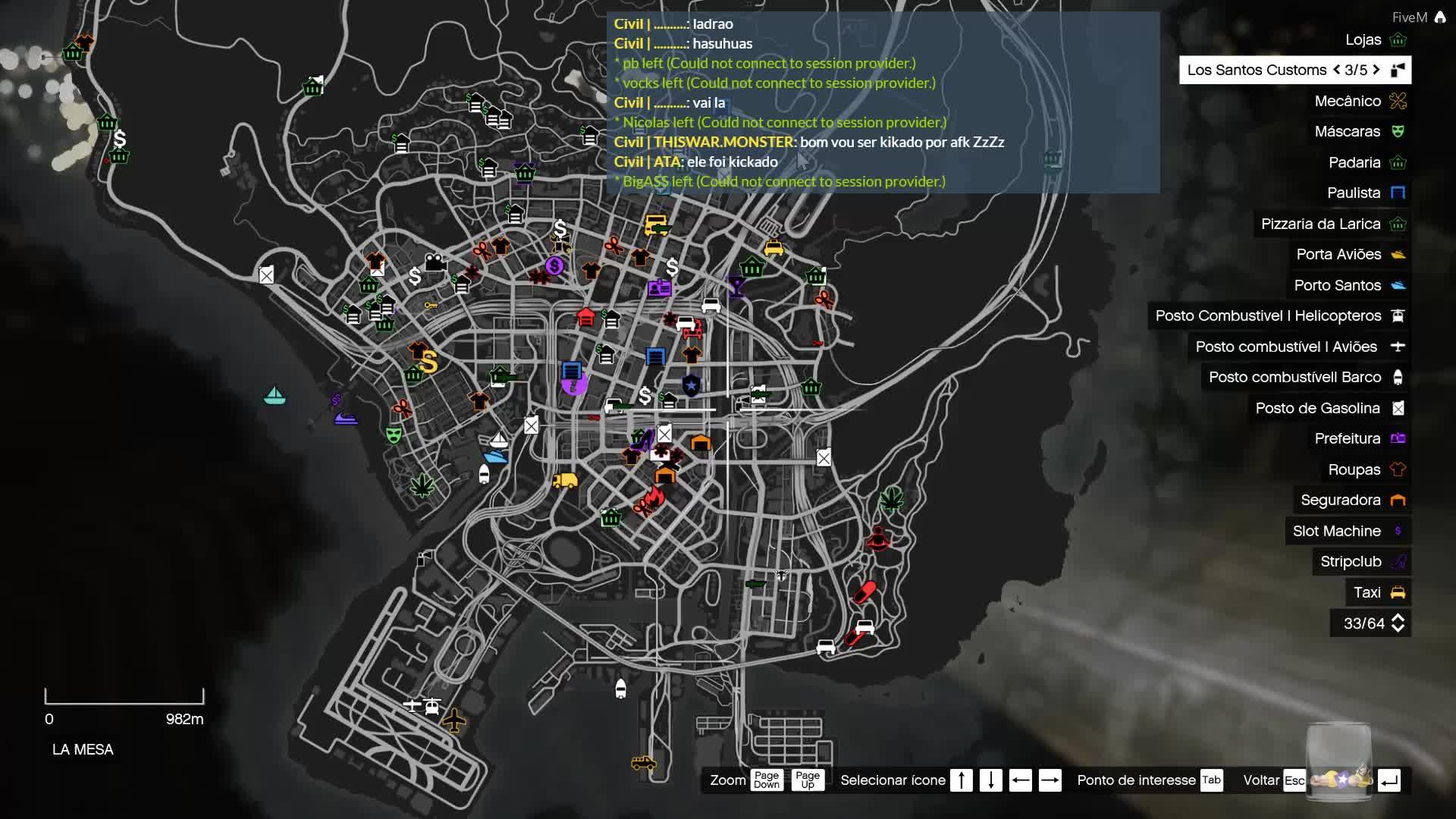 Fivem map