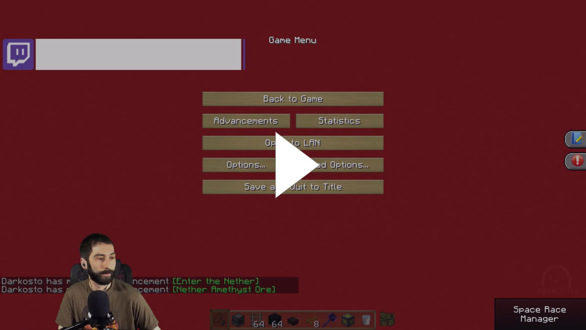 Pack Dev Wednesday | SevTech: Ages - Twitch