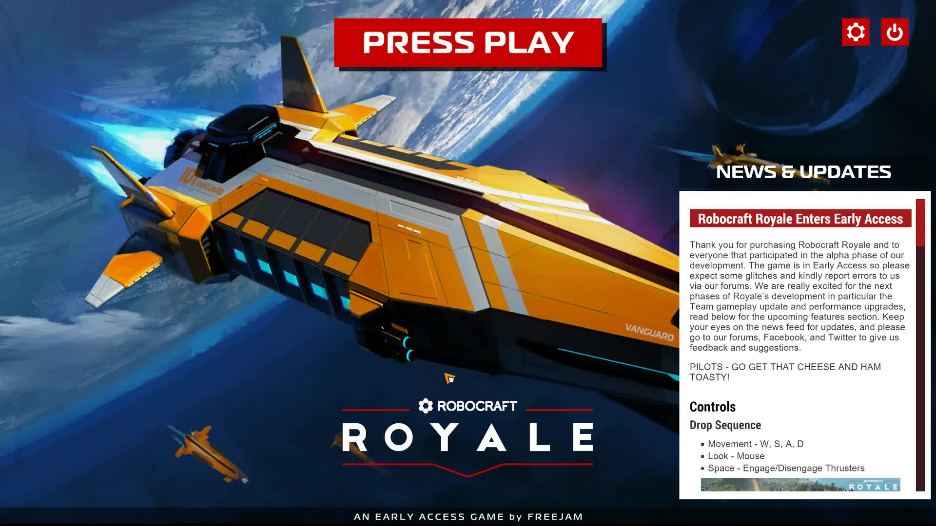 How to play robocraft royale