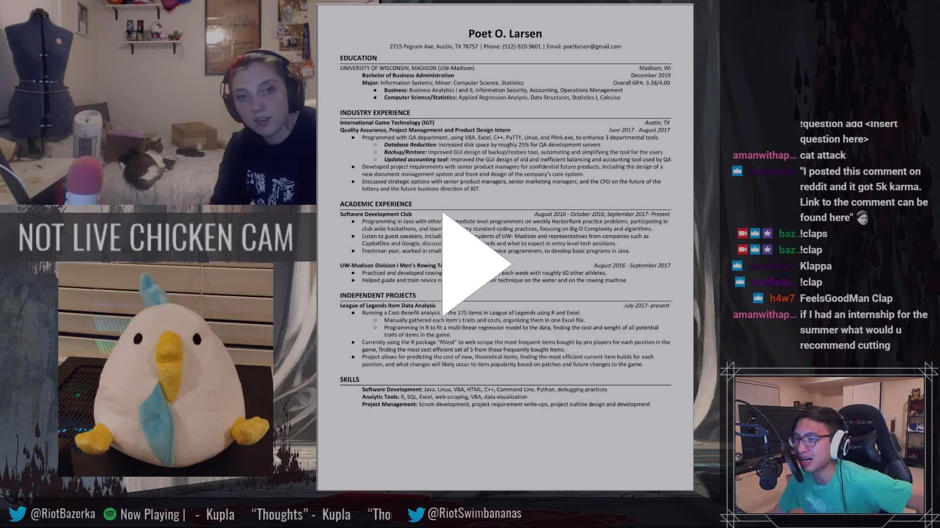 Hackerrank Reddit