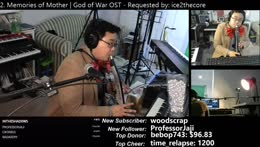 Live requested music, A year since I was introduced to Twitch :O