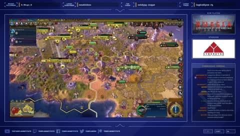 Leading the Russian Empire to Glory in Civ VI: Rise & Fall | Grand Strategy Saturdays