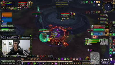 Maldiva <Method> Rank 1 Warlock PvP! BFA Beta Key Giveaway!