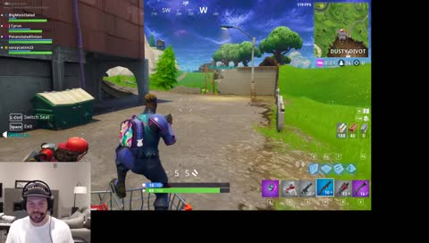 dillonfrancis's Top Fortnite Clips