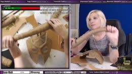🦋 Diablo 3 Witch Doctor work   Guinea pig cam !movienight