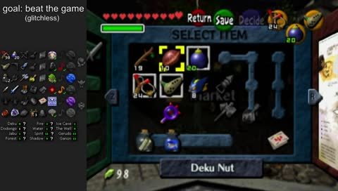 siglemic's Top The Legend of Zelda: Ocarina of Time Clips