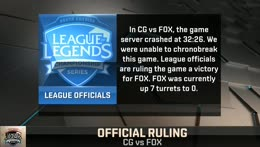 Ruling in Clutch Gaming vs. Echo Fox