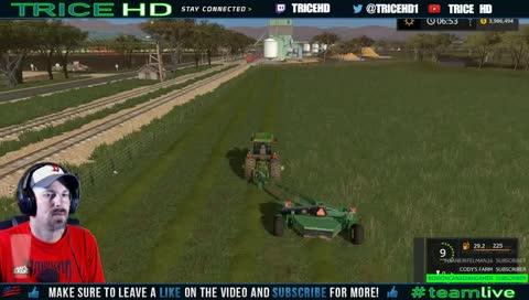 Southern Cross Station Map!! Farming Simulator 17 #TEAMLIVE