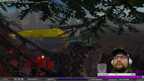 {PC/ENG\MP} FS17 Back to O'Brien Farms Multiplayer  | !server | !dbpcoins | !giveaway | #RoadTo300Followers