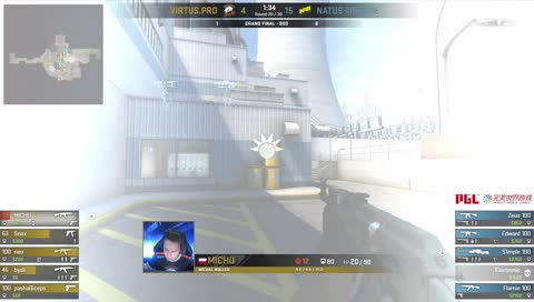 s1mple don't really care