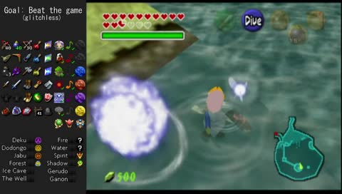 siglemic's Top The Legend of Zelda: Ocarina of Time Clips