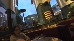 irl in Stockholm Sweden.  really sore