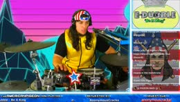 PLAYING DRUMS BY EAR *win a raffle  get a request!*