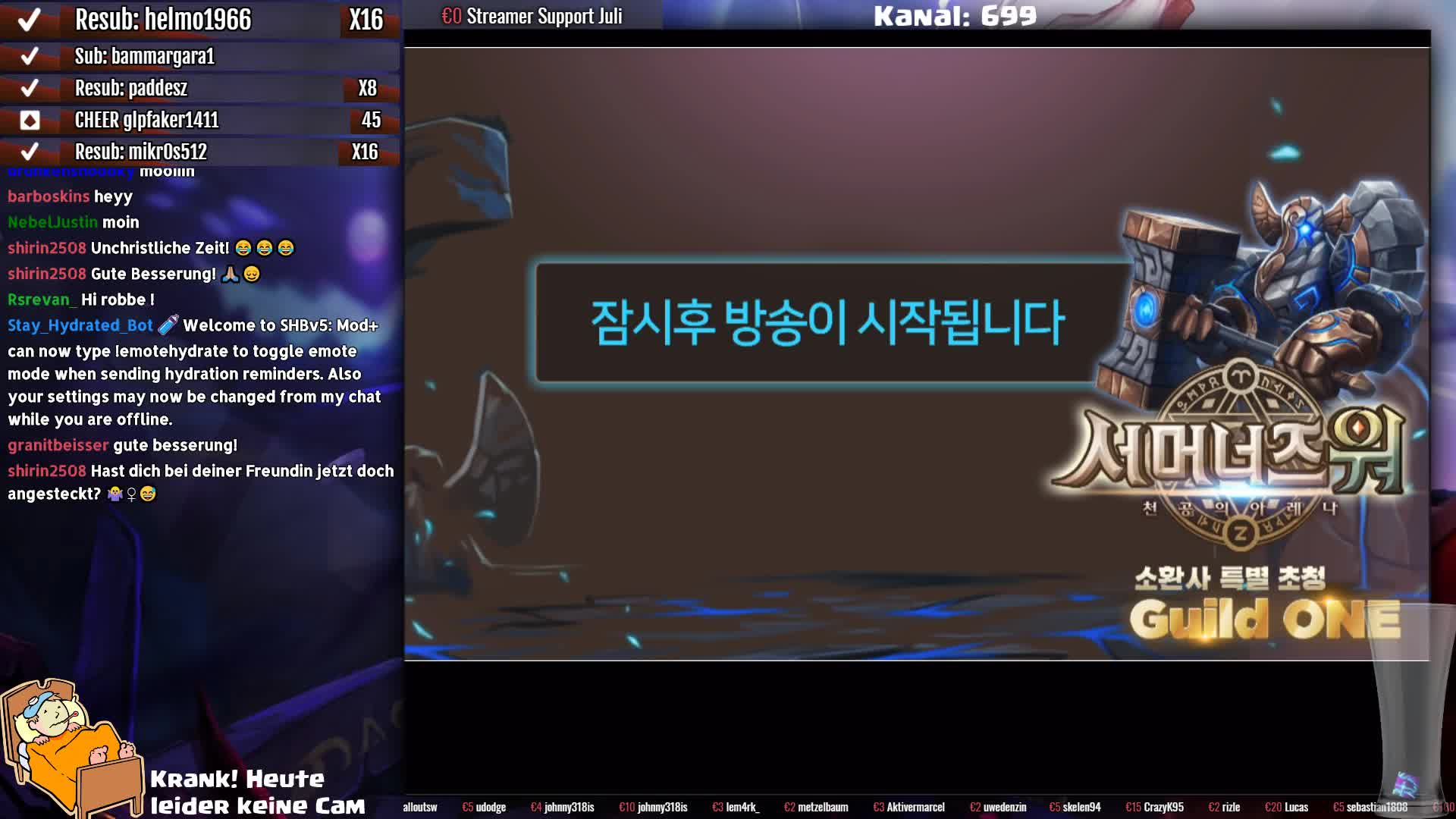 Robby33 - Update! FRR + Rune crafting + Pung Arena - Twitch