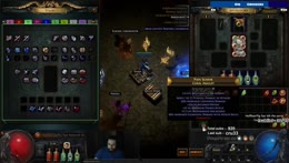 🔴 [IHC] Chain Lstrike Deadeye leveling cause !rip  + !shirt Trying out merch POGGERS + !youtube for guides/highlights/speedruns