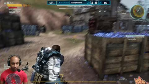 Where we're going.. we don't need grenades - Defiance 2050