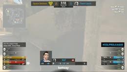 RERUN - CS:GO - Space Soldiers vs. Team Liquid [Mirage] Map 1 - Group B Round 2 - ESL Pro League Season 7 Finals