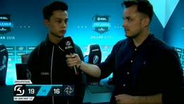 RERUN - CSGO - Ninjas in Pyjamas vs. SK Gaming [Inferno] - Group B Round 1 - ESL Pro League Season 7 Finals - Dallas 2018