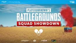 Live at Twitch Prime Squad Showdown!!