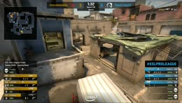 RERUN: mousesports vs. Liquid [Mirage] Map 1 - Quarter Final - ESL Pro League S7 Finals Day 4