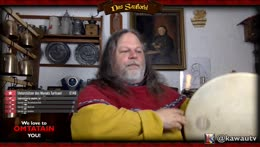 ♫♫ [Mittelalter] [GER/ENG] (Di/So 20:30) SOCCER FREE Tavernen Talk - Aftershow!! ♫♫ Tavern talk with a minstrel! ♫♫ !botinfo