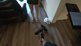 goblin feet