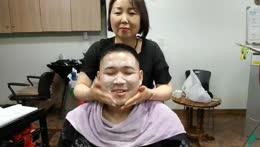 Mamma-sama Giving Me a Haircut [Korea] !Social