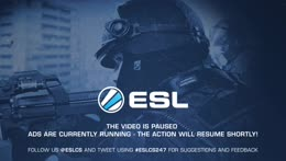 RERUN: SK vs. Space Soldiers [Cache] Map 1 - Group A Decider Match - ESL One Belo Horizonte 2018