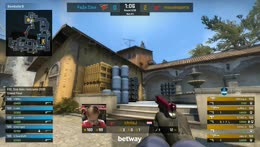 RERUN: FaZe vs. mousesports [Inferno] Map 1 - GRAND FINAL - ESL One belo Horizonte 2018