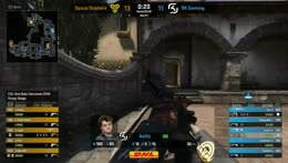 RERUN: Space Soldiers vs. SK Gaming Inferno Map 2 - Group A Opening Match - ESL One Belo Horizonte