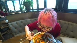 hometown beijing! with mom!