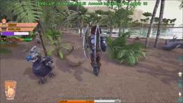 incubating T-rex Reaper GIGA !!!