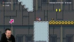Mario Maker Super Expert levels / 100 Man - Shovel Knight  trash run after