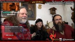 ♫♫ [Mittelalter] [GER/ENG] (Di/So 20:30) PARTY ZONE Taverne mit den Schandgesellen ♫♫ Tavern talk with minstrels! ♫♫ !botinfo