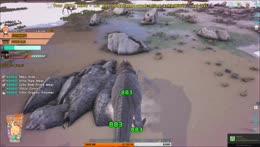 WTF gigano 145  kill all the tribe