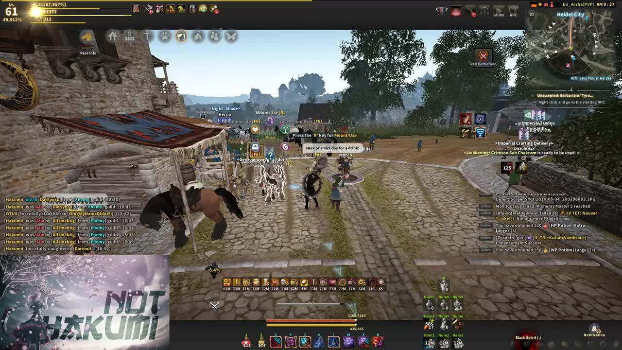 Nothakumi Kuno 547 Gs Wagon Siege Pvp Discord Sr Twitch