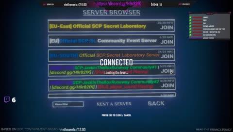 SCP:SL hmm | LivestreamClips