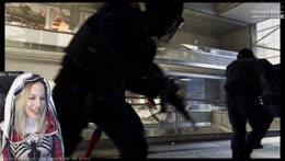 Spider-Gwen (symbiote) Cosplay!