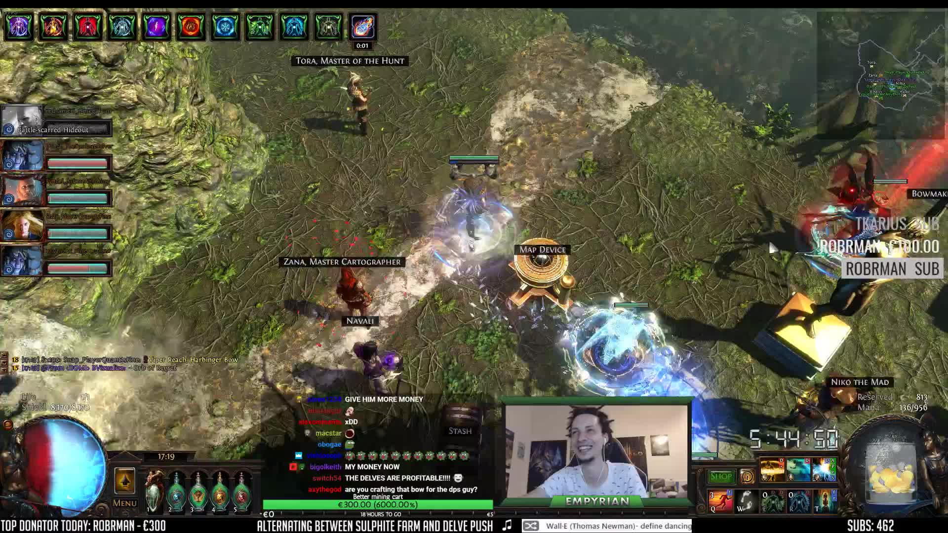 Empyriangaming - Pog GGG bow - Twitch